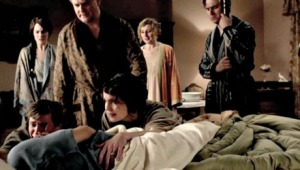 Downton Sybil Dying